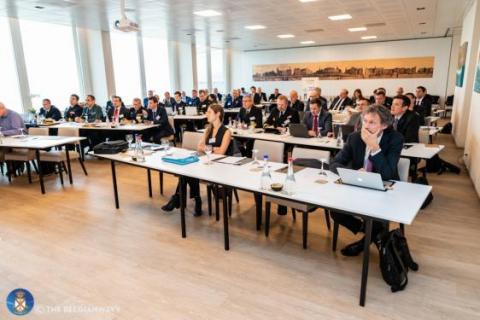 Summit meeting NACGF 2018@Belgian Navy